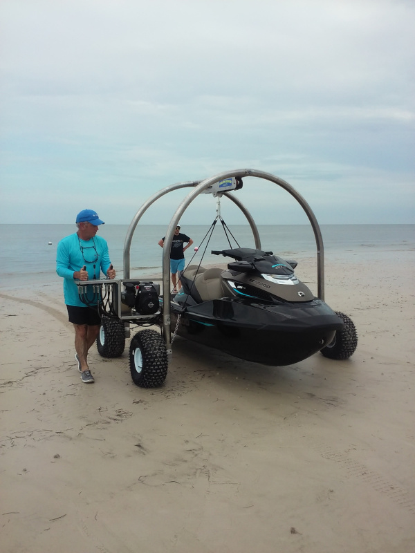 Beach Rover on Beach